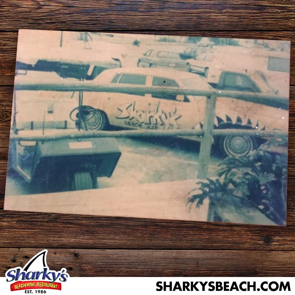 Sharky's Sharkmobile